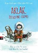 Cover-Bild zu Aklak, der kleine Eskimo von Stohner, Anu