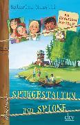 Cover-Bild zu Die Karlsson-Kinder Spukgestalten und Spione von Mazetti, Katarina