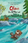 Cover-Bild zu Olavi - Ein Otter ist kein Hasenfuß (eBook) von Stohner, Anu