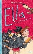 Cover-Bild zu Ella und die 12 Heldentaten von Parvela, Timo