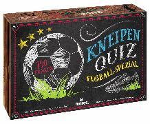 Cover-Bild zu Kneipenquiz - Fussball spezial