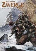 Cover-Bild zu Jarry, Nicolas: Die Saga der Zwerge 06. Jorun von der Schmiede