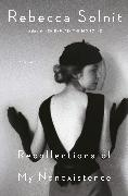 Cover-Bild zu Solnit, Rebecca: Recollections of My Nonexistence