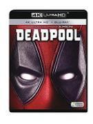 Cover-Bild zu Tim Miller (Reg.): Deadpool - 4K + 2D