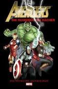 Cover-Bild zu Lee, Stan: Avengers Anthologie: Die ruhmreichen Rächer