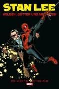 Cover-Bild zu Lee, Stan: Stan Lee Anthologie
