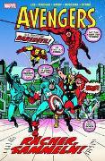 Cover-Bild zu Lee, Stan: Marvel Klassiker: Avengers