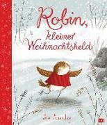 Cover-Bild zu Robin, kleiner Weihnachtsheld von Fearnley, Jan