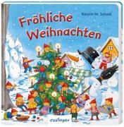 Cover-Bild zu Fröhliche Weihnachten von Schumann, Sibylle