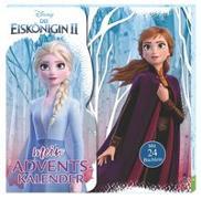 Cover-Bild zu Die Eiskönigin 2: Mein Adventskalender