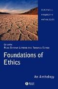 Cover-Bild zu Shafer-Landau, Russ (Hrsg.): Foundations of Ethics