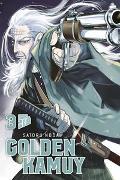 Cover-Bild zu Noda, Satoru: Golden Kamuy 3