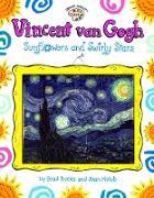 Cover-Bild zu Vincent Van Gogh: Sunflowers and Swirly Stars von Holub, Joan