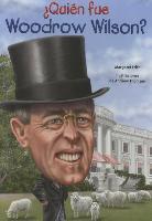Cover-Bild zu Quien Fue Woodrow Wilson? von Frith, Margaret