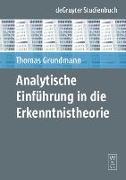 Cover-Bild zu Analytische Einführung in die Erkenntnistheorie (eBook) von Grundmann, Thomas