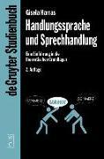 Cover-Bild zu Handlungssprache und Sprechhandlung (eBook) von Harras, Gisela