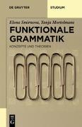 Cover-Bild zu Funktionale Grammatik von Smirnova, Elena