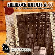 Cover-Bild zu Sherlock Holmes & Co, Folge 52: Boten der Angst (Audio Download) von Duschek, Markus