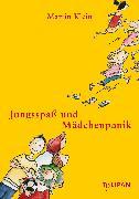 Cover-Bild zu Jungsspaß und Mädchenpanik (eBook) von Klein, Martin