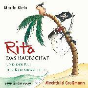 Cover-Bild zu Rita das Raubschaf und der Ruf der Karibikwölfe von Klein, Martin