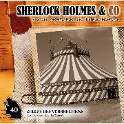 Cover-Bild zu Sherlock Holmes & Co, Folge 40: Zirkus des Verbrechens (Audio Download) von Duschek, Markus