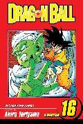 Cover-Bild zu Toriyama, Akira: Dragon Ball, Vol. 16