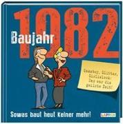 Cover-Bild zu Baujahr 1982 von Kernbach, Michael