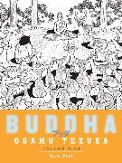 Cover-Bild zu Tezuka, Osamu: Buddha, Volume 5: Deer Park