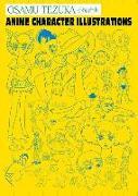 Cover-Bild zu Haruji Mori: Osamu Tezuka: Anime Character Illustrations