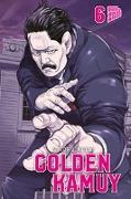 Cover-Bild zu Noda, Satoru: Golden Kamuy 6