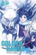 Cover-Bild zu Noda, Satoru: Golden Kamuy 2