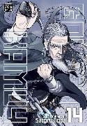 Cover-Bild zu Noda, Satoru: Golden Kamuy, Vol. 14