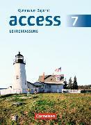 Cover-Bild zu Access 7. Schuljahr. Schülerbuch - Lehrerfassung. BY von Eberhard, Dominik