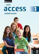 Cover-Bild zu English G Access 1. 5. Schuljahr. G9. Ausgabe 2019. Schülerbuch - Lehrerfassung von Curran, Peadar