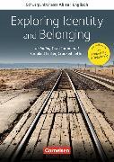 Cover-Bild zu Schwerpunktthema Abitur Englisch. The Ambiguity of Belonging. Textheft von Herlyn, Anne