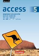 Cover-Bild zu English G Access 5. 9. Schuljahr. Allgemeine Ausgabe. Handreichungen für den Unterricht von Bremen, Friederike