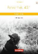 Cover-Bild zu Ray Bradbury: Fahrenheit 451. Teacher's Manual von Ohmsieder, Birgit (Hrsg.)