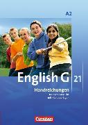 Cover-Bild zu English G 21. Ausgabe A2. Handreichungen für den Unterricht von Chormann, Uwe