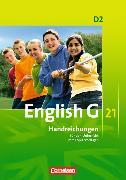 Cover-Bild zu English G 21. Ausgabe D2. Handreichungen für den Unterricht von Chormann, Uwe