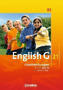 Cover-Bild zu English G 21. Ausgabe B2. Handreichungen für den Unterricht von Chormann, Uwe