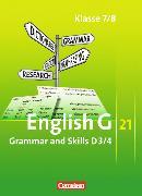 Cover-Bild zu English G 21. Ausgabe D3/4. Grammar and Skills von Tröger, Uwe