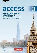Cover-Bild zu English G Access 3. 7. Schuljahr. Zu allen Ausgaben. Handreichungen für den Unterricht von Bremen, Friederike