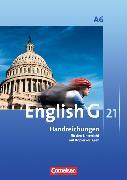 Cover-Bild zu English G 21. Ausgabe A6. Handreichungen für den Unterricht von Kohn, Martin