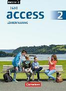 Cover-Bild zu English G Access 2. 6. Schuljahr. G9. Ausgabe 2019. Schülerbuch - Lehrerfassung von Curran, Peadar