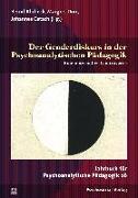 Cover-Bild zu Der Genderdiskurs in der Psychoanalytischen Pädagogik von Ahrbeck, Bernd (Hrsg.)