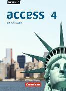 Cover-Bild zu English G Access 4. 8. Schuljahr. Allgemeine Ausgabe. Schülerbuch - Lehrerfassung von Harger, Laurence