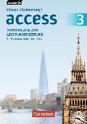 Cover-Bild zu English G Access 3. 7. Schuljahr. Vorschläge zur Leistungsmessung. CD-Extra. BW von Rademacher, Jörg (Hrsg.)