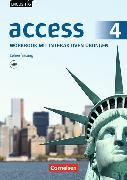 Cover-Bild zu English G Access 4. 8. Schuljahr. Allgemeine Ausgabe. Workbook mit interaktiven Übungen. Lehrerfassung von Seidl, Jennifer