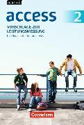 Cover-Bild zu English G Access 2. 6. Schuljahr. Allgemeine Ausgabe. Vorschläge zur Leistungsmessung von Flach, Ulrike