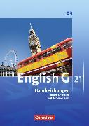 Cover-Bild zu English G 21. Ausgabe A3. Handreichungen für den Unterricht von Brünker, Peter